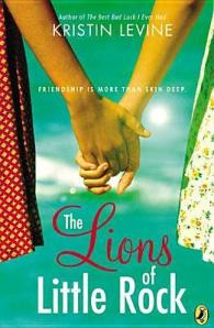 Lions of Little Rock paperback